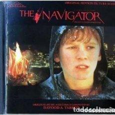 CDs de Música: THE NAVIGATOR, UNA ODISEA EN EL TIEMPO - DAVOOD A. TABRIZI - 1989. Lote 235815960