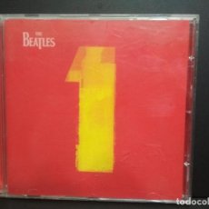 CDs de Música: THE BEATLES - 1 - CD RECOPILATORIO 27 TEMAS 79 MINUTOS 2000 PEPETO. Lote 235852605