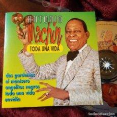 CDs de Música: ANTONIO MACHÍN, TODA UNA VIDA (NM_NM). Lote 235887975