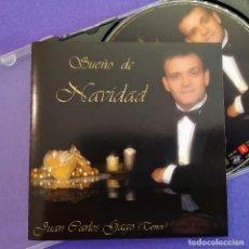 CDs de Música: JUAN CARLOS GAGO, SUEÑO DE NAVIDAD, COMO NUEVO (NM_NM). Lote 235896575