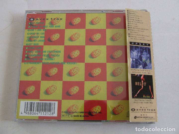 CDs de Música: CD JAPON COVERS VERSIONES BEATLES DAY TRIPPER REJIE REGGAE DUB CON OBI - Foto 3 - 235912220