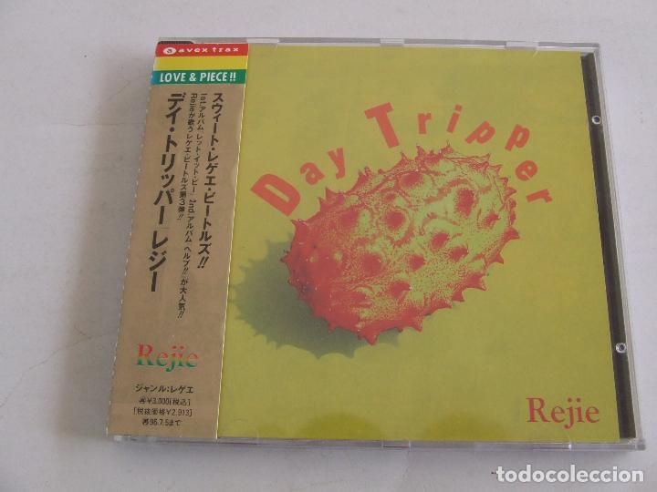 CD JAPON COVERS VERSIONES BEATLES DAY TRIPPER REJIE REGGAE DUB CON OBI (Música - CD's Reggae)