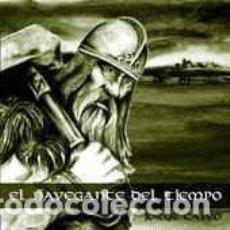 CDs de Musique: JORGE CALVO - EL NAVEGANTE DEL TIEMPO. Lote 235930225
