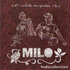 CDs de Música: MILO - COLAITO ME QUEDAO. Lote 235936755
