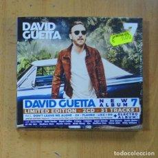 CDs de Música: DAVID GUETTA - 7- 2 CD. Lote 235971640