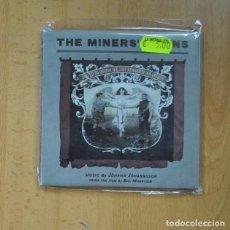 CDs de Música: JOHANN JOHANNSSON - THE MINERS HYMNS - CD. Lote 235971875