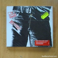 CDs de Música: THE ROLLING STONES - STICKY FINGERS - CD. Lote 235971935
