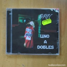 CDs de Música: BRN - UNO A DOBLES - CD. Lote 235973385