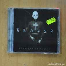 CDs de Música: SLAYER - DIABOLUS IN MUSICA - CD. Lote 235973840