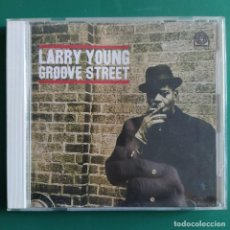 CDs de Música: LARRY YOUNG - GROOVE STREET (CD, ALBUM, LTD) (ED. JAPONESA). Lote 235988355