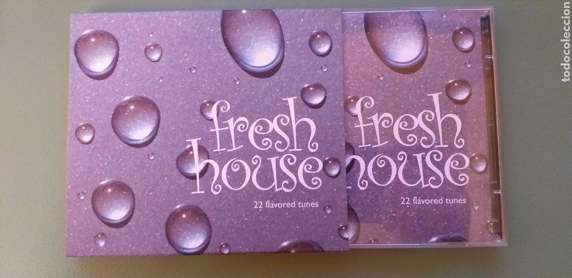 CDs de Música: 1A Fresh House CD Doble Caja Rota Diego Cid Dario Nuñez Dj + 5€ envio C.N - Foto 3 - 236032130