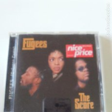 CDs de Música: FUGEES THE SCORE ( 1996 COLUMBIA ) LAURYN HILL WYCLEF JEAN. Lote 236066895
