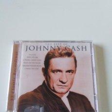 CDs de Música: JOHNNY CASH THE BEST OF ( 1998 SPECTRUM ) ANTOLOGIA 22 CANCIONES EXCELENTE ESTADO. Lote 236067025