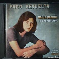 CDs de Música: CD NUEVO PACO REVUELTA / HACER CAMINO (SUS PRIMEROS AÑOS). Lote 236090945