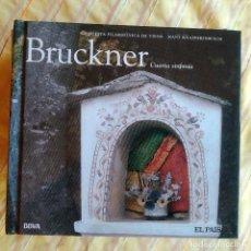 CDs de Música: BRUCKNER, CUARTA SINFONÍA, HANS KNAPPERSBUSCH, DIGIBOOK, CLÁSICA EL PAÍS 29, COMO NUEVO (NM_NM). Lote 236109250