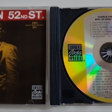 CDs de Música: CHARLIE PARKER, BIRD ON 52..MILES DAVIS, MAX ROACH. Lote 236111255
