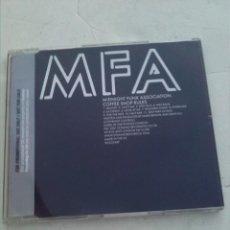 CDs de Música: MFA - COFFEE SHOP RULES CD PROMO ELECTRONIC. Lote 236111635