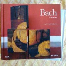 CDs de Música: BACH, CAFÉ ZIMMERMANN, CONCIERTOS, DIGIBOOK, CLÁSICA EL PAÍS 1,COMO NUEVO (NM_NM). Lote 236113285