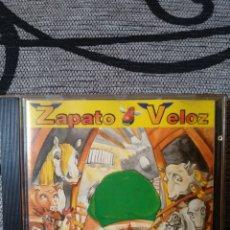 CDs de Música: ZAPATO VELOZ - RITMO DE CORRAL. Lote 236125325