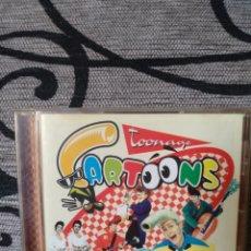CDs de Música: CARTOONS - TONAGE. Lote 236129075