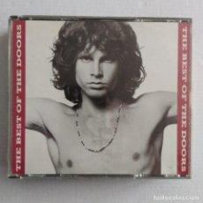 CDs de Música: THE DOORS - THE BEST OF THE DOORS (2XCD, COMP). Lote 236086180