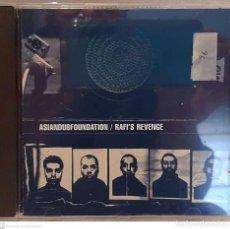 CDs de Música: ASIAN DUB FOUNDATION – RAFI'S REVENGE. Lote 236149585