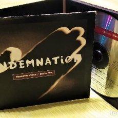 CDs de Música: DEPECHE MODE, CONDEMNATION (PARIS MIX), DIGIPACK, CD MAXI, CD BONG 23.UK 1993 , (VG+_EX). Lote 236153765