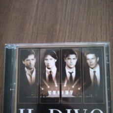 "CDs de Música: IL DIVO "" EN BARCELONA "". CD+DVD 2009. SONY MÚSIC.. Lote 236158045"