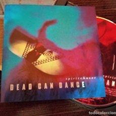 CDs de Música: DEAD CAN DANCE, SPIRITCHASER. ESPAÑA 1996, LYRICON 21091, (EX_EX). Lote 236160570