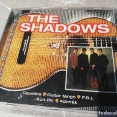 CDs de Música: THE SHADOWS - GUITAR LEGENDS. Lote 236167420