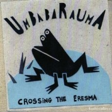 CDs de Música: UMBABARAUMA - CROSSING THE ERESMA. Lote 209799002