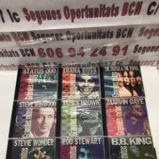 CDs de Música: LOTE 9 CDS GRANDES MITOS DE LA MÚSICA. Lote 236181065