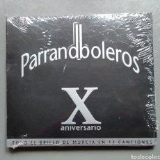 CDs de Música: CD MUSICA PARRANDBOLEROS REGION DE MURCIA 2009. Lote 236189260