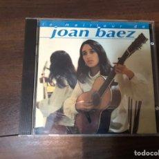 CDs de Música: LE MEILLEUR DE JOAN BAEZ. MUY DIFÍCIL. Lote 236219535