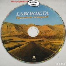 CDs de Música: LABORDETA, AGUANTANDO EL TEMPORAL, CD DIFÍCIL, VER DESCRIPCIÓN. Lote 236229620