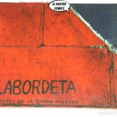 CDs de Música: LABORDETA, CANTES DE LA TIERRA ADENTRO, SOLO LA CAJA, SIN CD, VER DESCRIPCIÓN. Lote 236230995