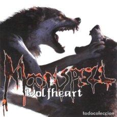 CD de Música: MOONSPELL - WOLFHEART. Lote 236236825
