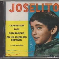 CDs de Música: JOSELITO - GRANDES EXITOS / CD ALBUM DE 1992 / MUY BUEN ESTADO RF-8944. Lote 236241595