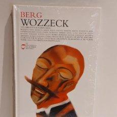 CDs de Música: BERG / WOZZECK / LOS CLÁSICOS DE LA ÓPERA-400 AÑOS / 23 / LIBRO-CD / PRECINTADO.. Lote 236250400