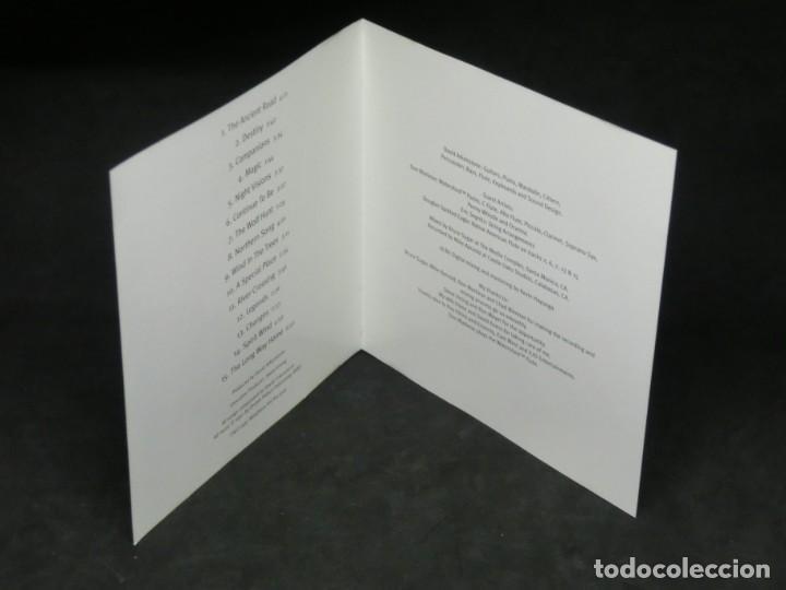 CDs de Música: CD - DAVID ARKENSTONE - SPIRIT WIND - LO MEJOR DE LA MÚSICA NEW AGE 14 - Foto 5 - 236268210