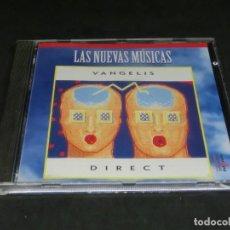 CD de Música: VANGELIS - DIRECT - LAS NUEVAS MÚSICAS - 1995 - CD. Lote 236271160