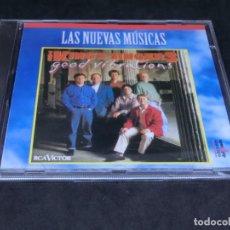 CDs de Música: THE KING'S SINGERS - GOOD VIBRATIONS - LAS NUEVAS MÚSICAS - 1992 -1996 - CD. Lote 236271265