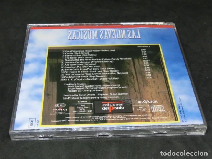 CDs de Música: THE KINGS SINGERS - GOOD VIBRATIONS - LAS NUEVAS MÚSICAS - 1992 -1996 - CD - Foto 2 - 236271265