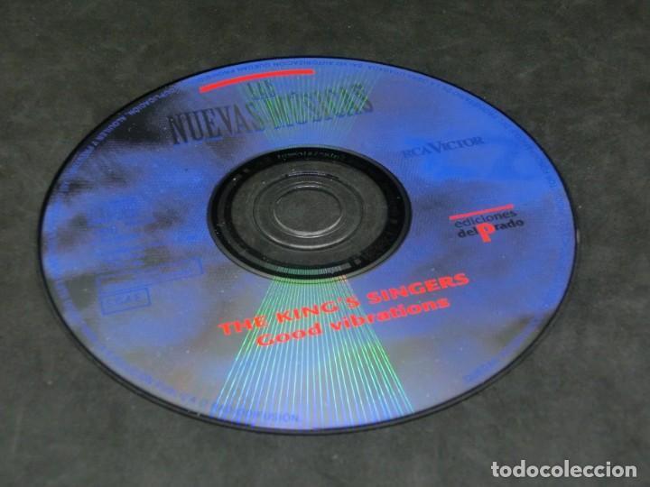 CDs de Música: THE KINGS SINGERS - GOOD VIBRATIONS - LAS NUEVAS MÚSICAS - 1992 -1996 - CD - Foto 6 - 236271265