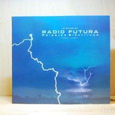 CDs de Musique: LO MEJOR DE RADIO FUTURA - PAISAJES ELÉCTRICOS 1982-1992 - CD -. Lote 236271360