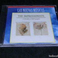CDs de Música: THE IMPRESSIONISTS - A WINDHAM HILL SAMPLER - LAS NUEVAS MÚSICAS 1992 - CD 1995. Lote 236272520