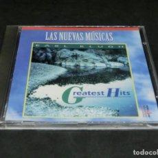 CDs de Música: EARL KLUGH - GREATEST HITS - LAS NUEVAS MÚSICAS 1993 - CD 1995. Lote 236272845