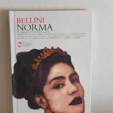 CDs de Música: BELLINI / NORMA / LOS CLÁSICOS DE LA ÓPERA-400 AÑOS / 20 / LIBRO-CD / PRECINTADO.. Lote 254984910