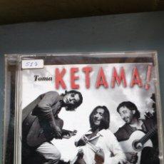 CDs de Música: KETAMA CD. Lote 236320065