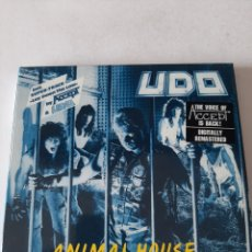 CDs de Musique: CD4865 U.D.O ANIMAL HOUSE - CD SEGUNDAMANO. Lote 236333595